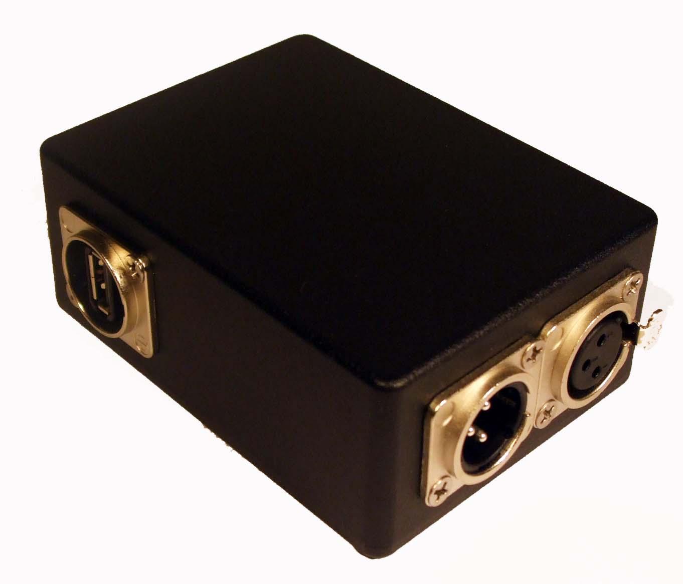 The intercom alert less disruptive than strobes or buzzers
